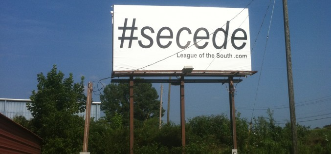 New LS billboard in Tuscaloosa, Alabama