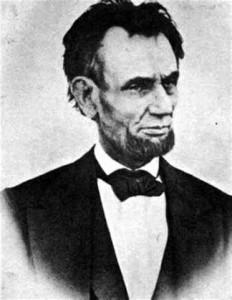 Abe Lincoln Feb 2013