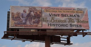 Selma billboard March 2015