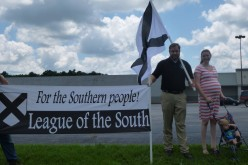Report on the 27 June 2015 Harrison, Arkansas, flag rally