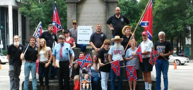 League speaks at Confederate memorial rally in Birmingham
