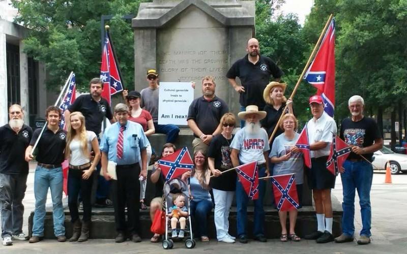League speaks at Confederate memorial rally in Birmingham