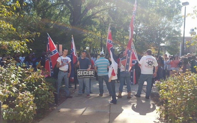 Rally for the State Flag in Mississippi