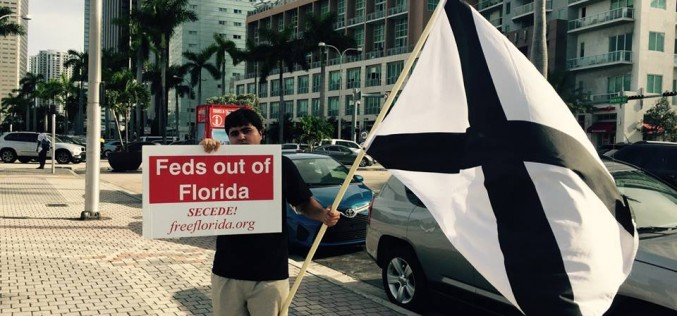 Florida League stands against Communists in Miami