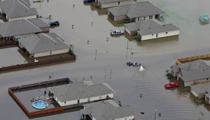 APTOPIX Deep South Flooding
