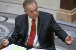 Judge Roy Moore suspended