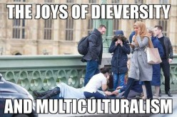 "London experiences the joys of ""die-versity"""