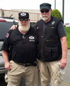 Me and Ike Baker Apr 2017 Pikeville KY cropped