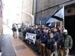 LS Knoxville group photo in Antifa Alley Mar 2018