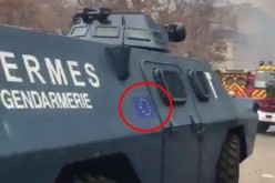 Macron regime deploys EU armor against French citizens