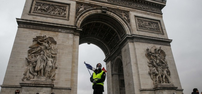 Long live the Yellow Vests!