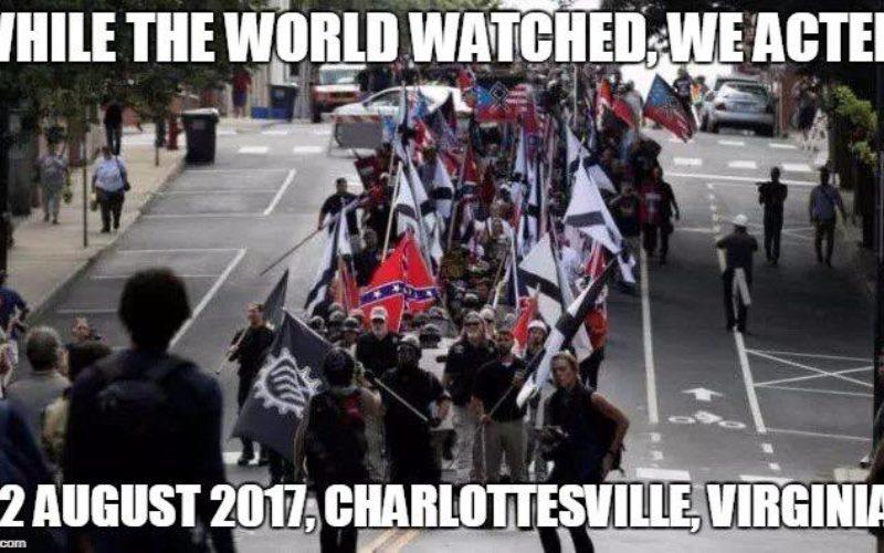 Charlottesville Forgotten